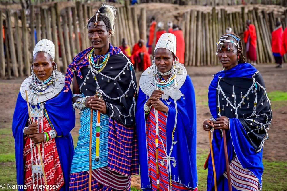 Maasai 1 -Ngorongoro_