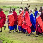 Maasai Mara Cultural Dance