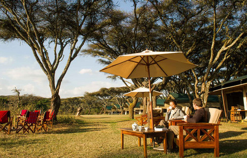 2 Days Lake Manyara And Ngorongoro Safari Camping