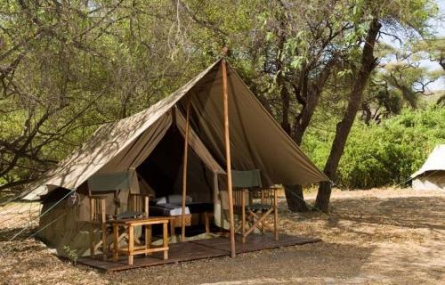 3 Days Tarangire Lake Manyara And Ngorongoro Safari Camping