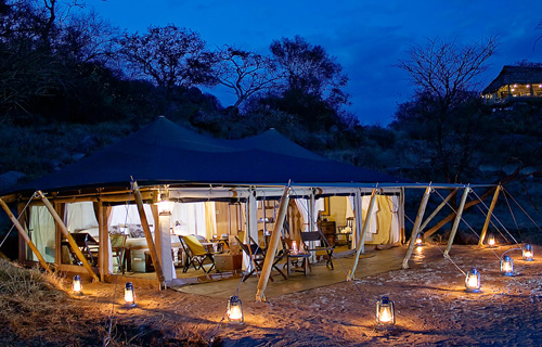 5 Days Serengeti And Ngorongoro Migration Safari Luxury Camp December To March