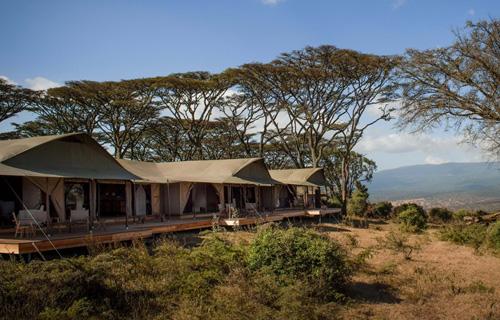 5 Days Tarangire Serengeti Ngorongoro And Lake Manyara Safari Camping