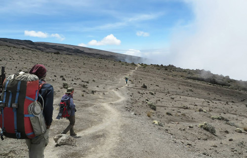 Kilimanjaro Trekking 6 Days The Umbwe Route Via Stella