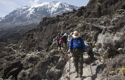 Kilimanjaro Trekking 7 Days Machame Route