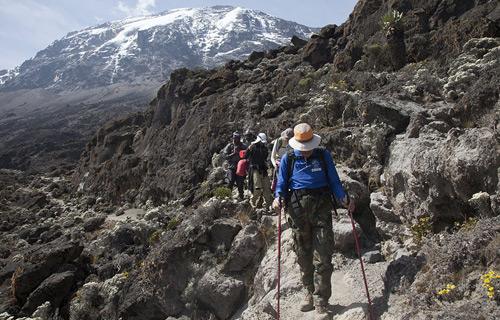 Kilimanjaro Trekking 7 Days Machame Route