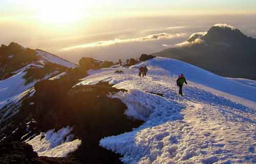 Kilimanjaro Trekking 7 Days Rongai Route
