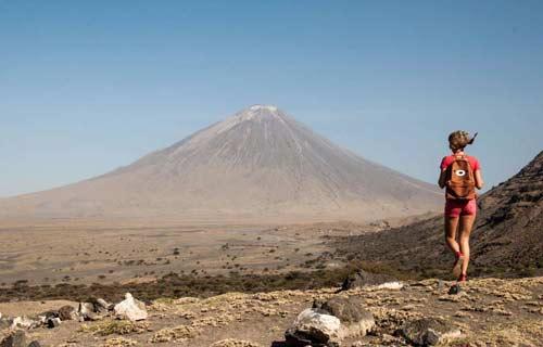Mount Oldonyo Lengai Climbing