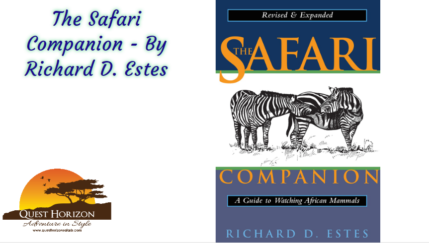 The Safari Companion - By Richard D. Estes