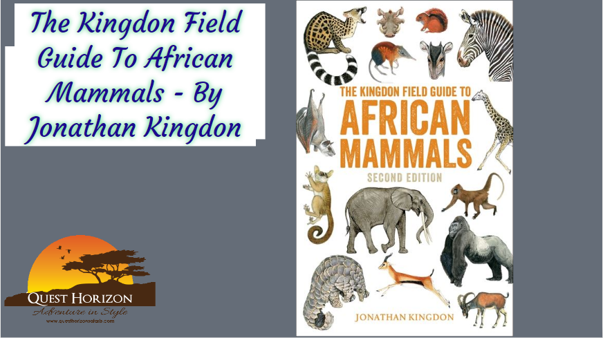 The Kingdon Field Guide To African Mammals - By Jonathan Kingdon