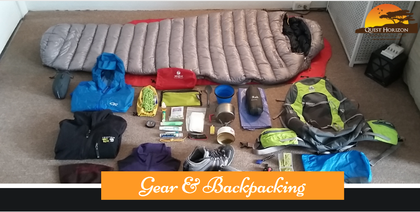 Gear & Backpacking