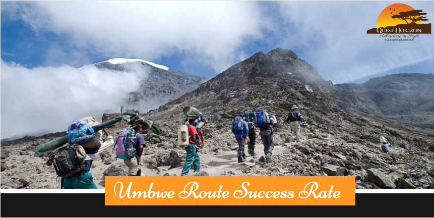 Umbwe Route Success Rate